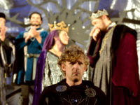 "Cylan Brown is the Prince of Denmark in ""Hamlet,"" staged outdoors at 8 p.m. on Friday at Point Fermin Park, 807 Paseo del Mar in San Pedro. On Saturday, same time and place, you can see ""A Midsummer's Night Dream."" Free. (310) 217-7596 or shakespearebythesea.org COURTESY OF SHAKESPEARE BY THE SEA"