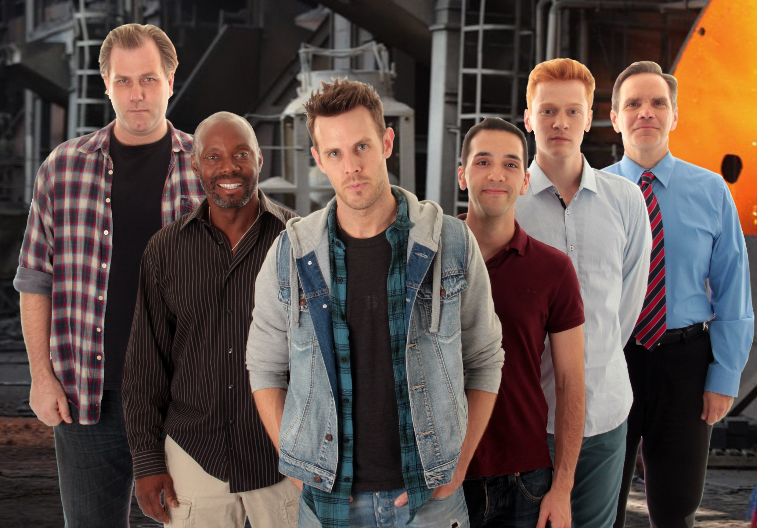 """Going All the Way?-""""Full Monty"""" at the Norris Theatre"""