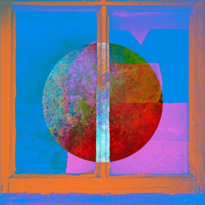"""""""Window to Orb"""" by Janet Milhomme."""
