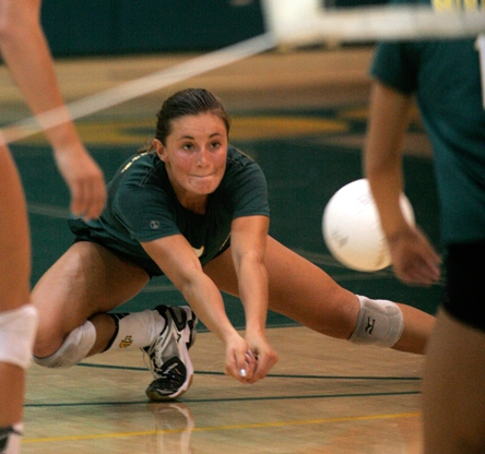Skylar Caputo and the Mira Costa Mustangs prepared for the 64-team Durango Fall Classic by scrimmaging non-league rival Marymount. Photo by Ray Vidal