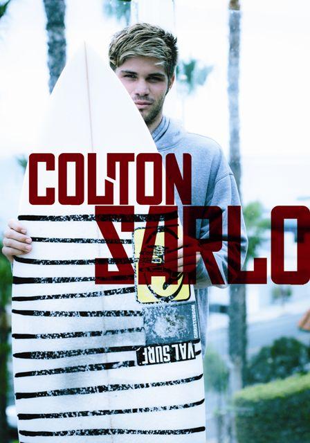 Colton Sarlo: Wave Killin' It.
