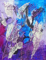 """Abstract,"" by Rosemary Bandes COURTESY DESTINATION: ART"