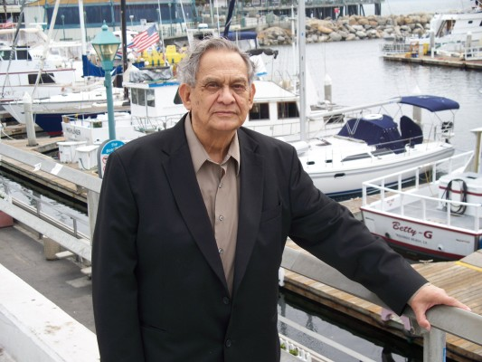Chester Powelson worked for the City of Redondo Beach for over three decades.