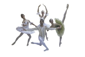 "Palos Verdes Ballet performs ""The Nutcracker."""