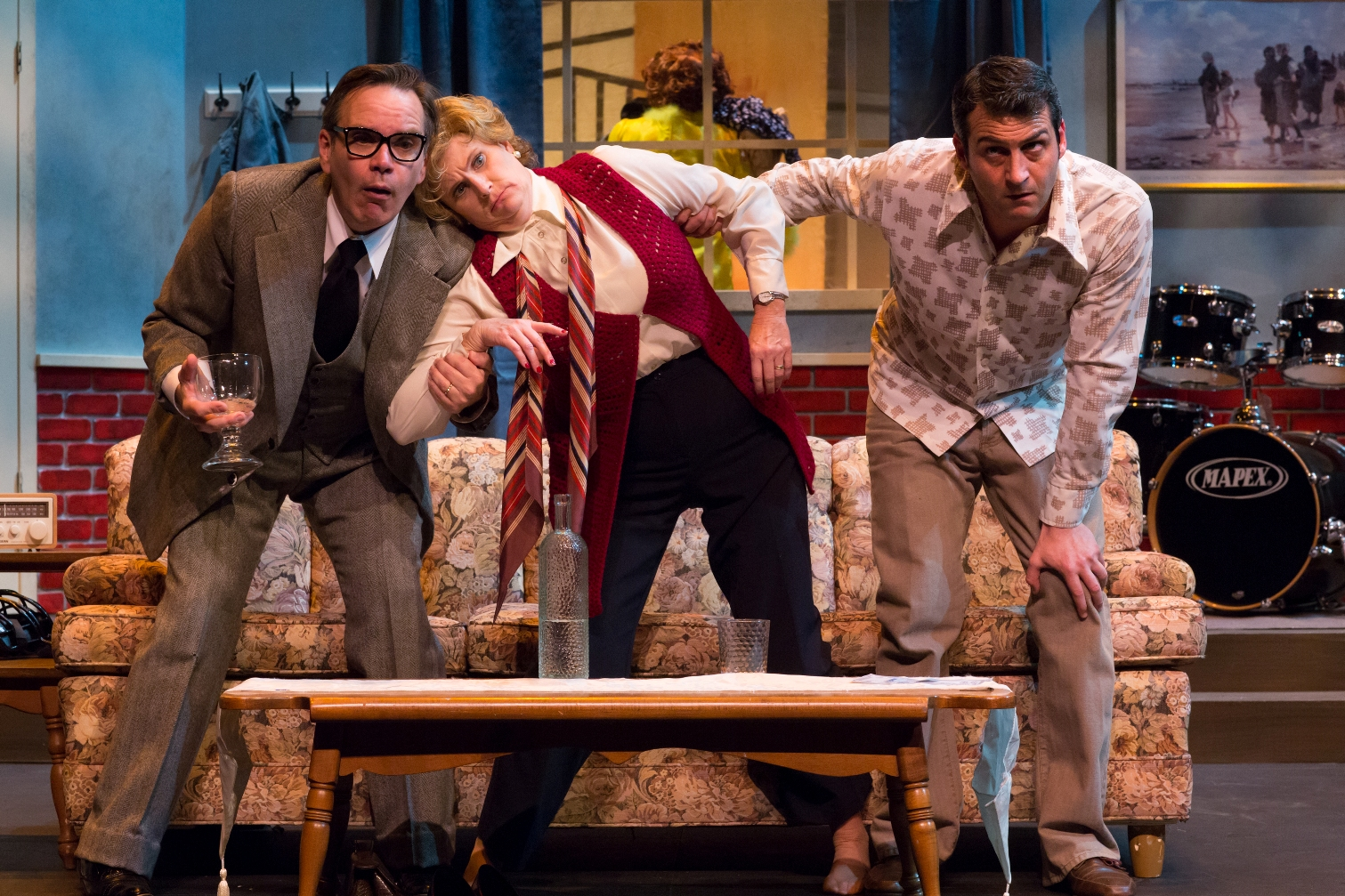 "Theater Review – ""Love, Sex, and the I.R.S"" – The Taxman Cometh"