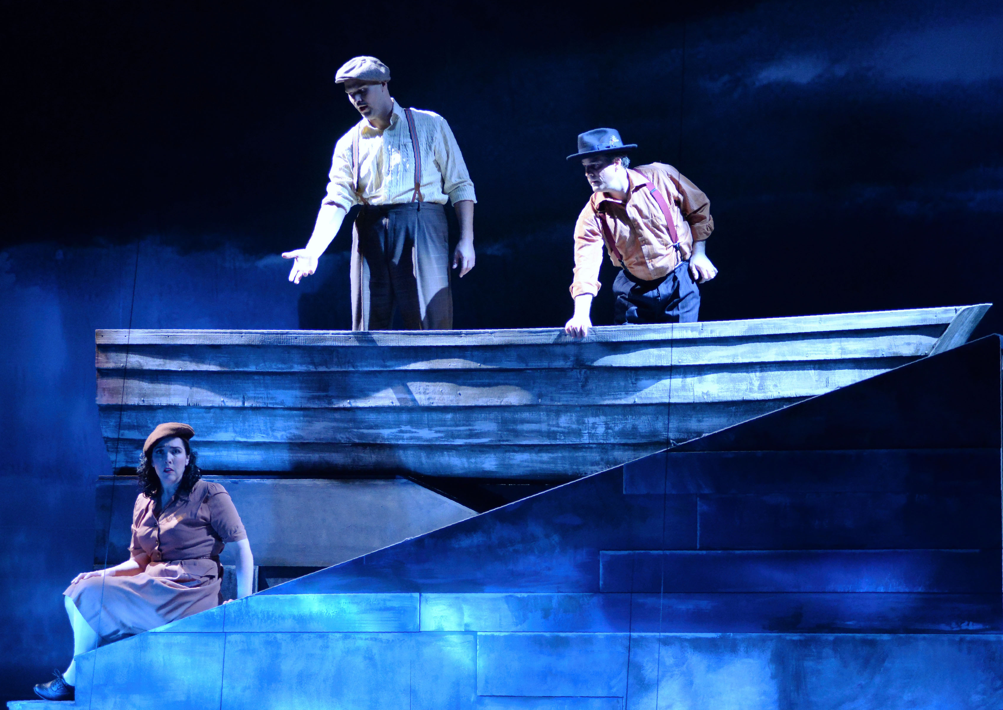 """Thérèse Raquin"" – carnal crisis at Long Beach Opera"