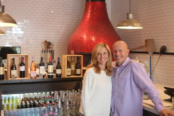 Jennifer and John Mentesana are the owners of Locale 90 in Redondo Beach. Photo by Alyssa Morin
