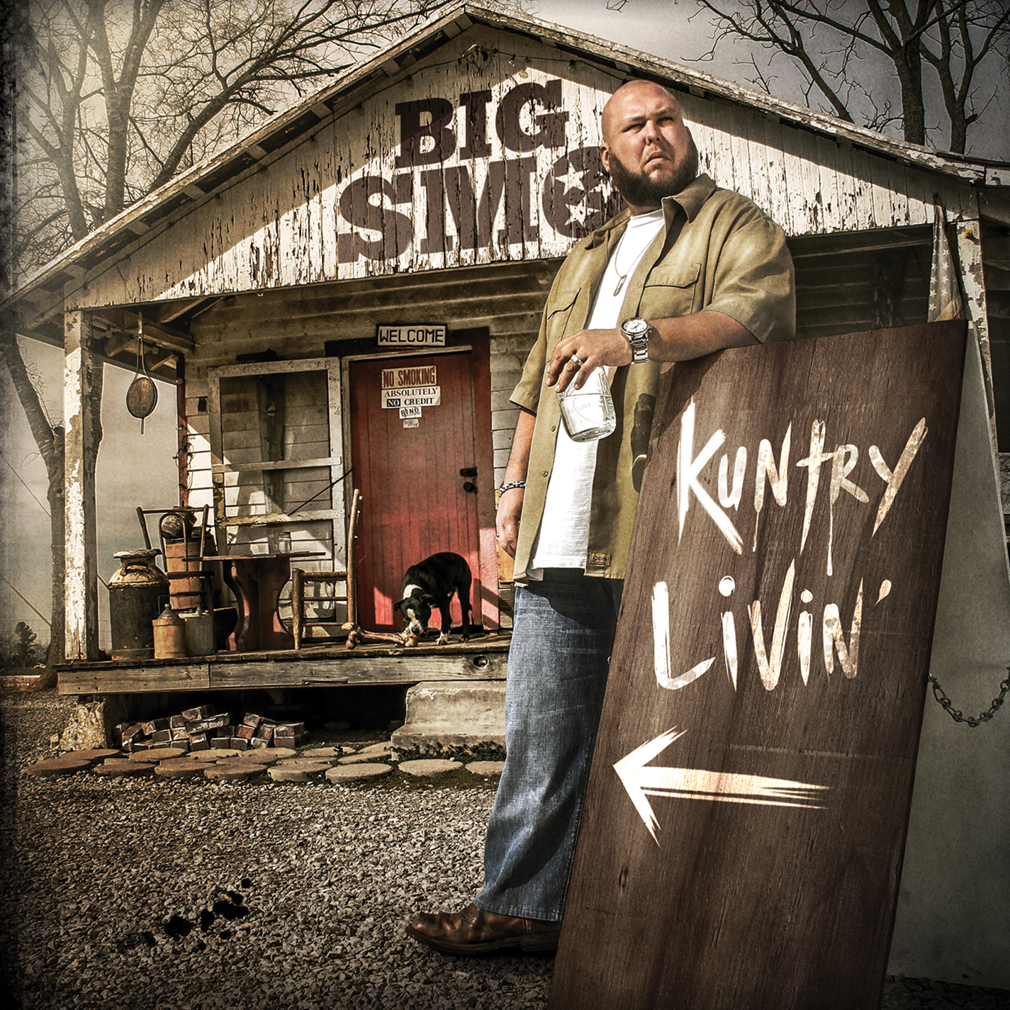Here comes Big Smo: The rap, country, rock, and reality TV star brings his 'Small Town Scandal' tour to Hermosa Beach