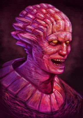A resident of MirrorWorld. Image courtesy of Mirada Studios