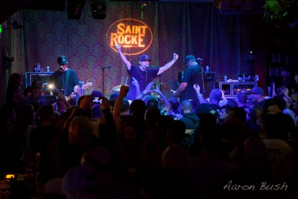 Pennywise Performs At A Surfrider Foundation Fundraiser Saint Rocke Last October Photo By Aaron