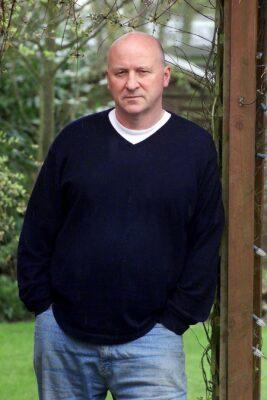 Composer Gavin Bryars. Photo by Doug Marke