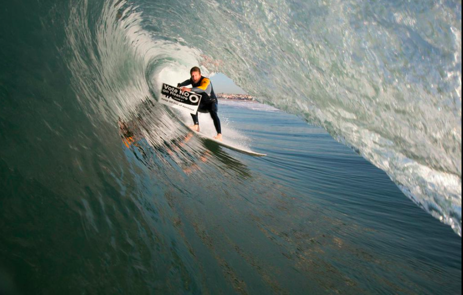 Artists Musicians Surfers Shared Talents To Defeat Hermosa Beach Oil Drilling Proposal
