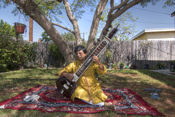 Aloka Dasgupta. Photo by Brad Jacobson