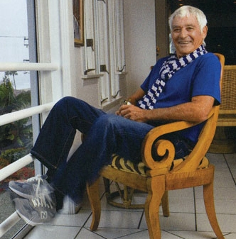 Manhattan Beach resident Michael Cohen, the co-founder of the clothing brand Michael Stars, passed away on March 27. Photo courtesy of Michael Stars