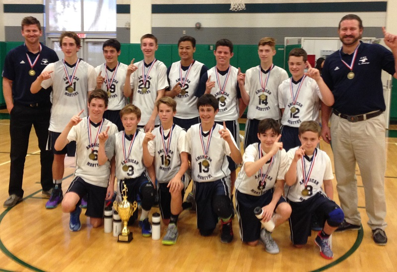 American Martyrs Boys On A Roll In Cyo Playoff Competition