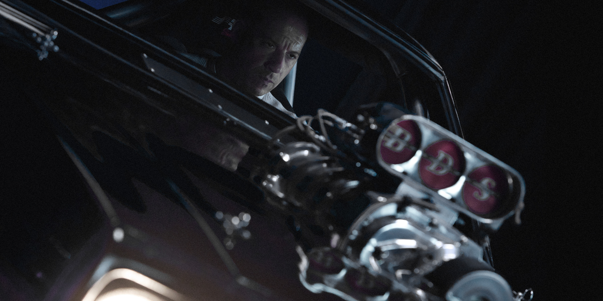 MOVIE REVIEW - Furious 7: Furiously Exceptional