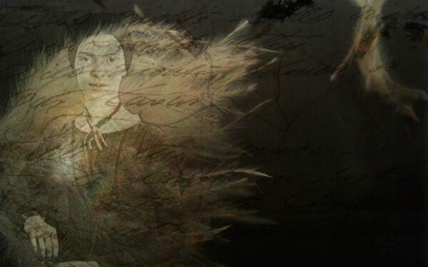 Emily Dickinson, through the eyes of Cie Gumucio