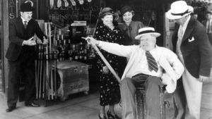 """""""It's a Gift,"""" with W.C. Fields, screens Friday and Saturday night, plus matinees on Saturday and Sunday, in the Old Town Music Hall in El Segundo. Tickets, $10 general; $8 seniors. More at OldTownMusicHall.org"""