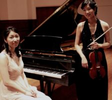 Pianist Esther Lee and violinist Joanna Lee perform Friday at 12:15 p.m. in the First Lutheran Church of Torrance, 2900 W. Carson St., Torrance. Free; donations appreciated. (310) 316-5574