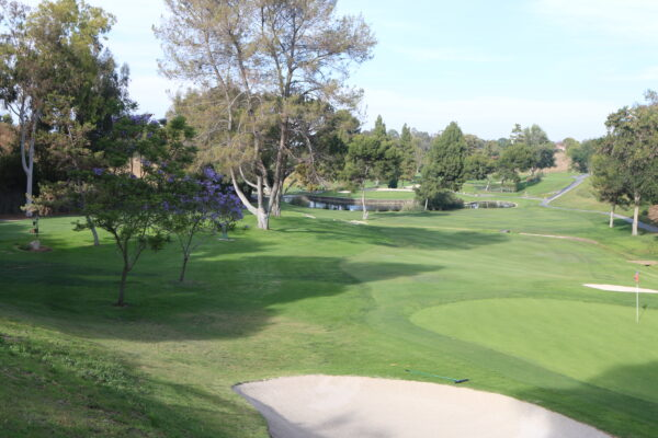 The Rolling Hills Country Club's parkland style golf course will give way to a flatter, more naturally landscaped links style course, typical of course designer David McLay Kidd's native Scotland. Photo