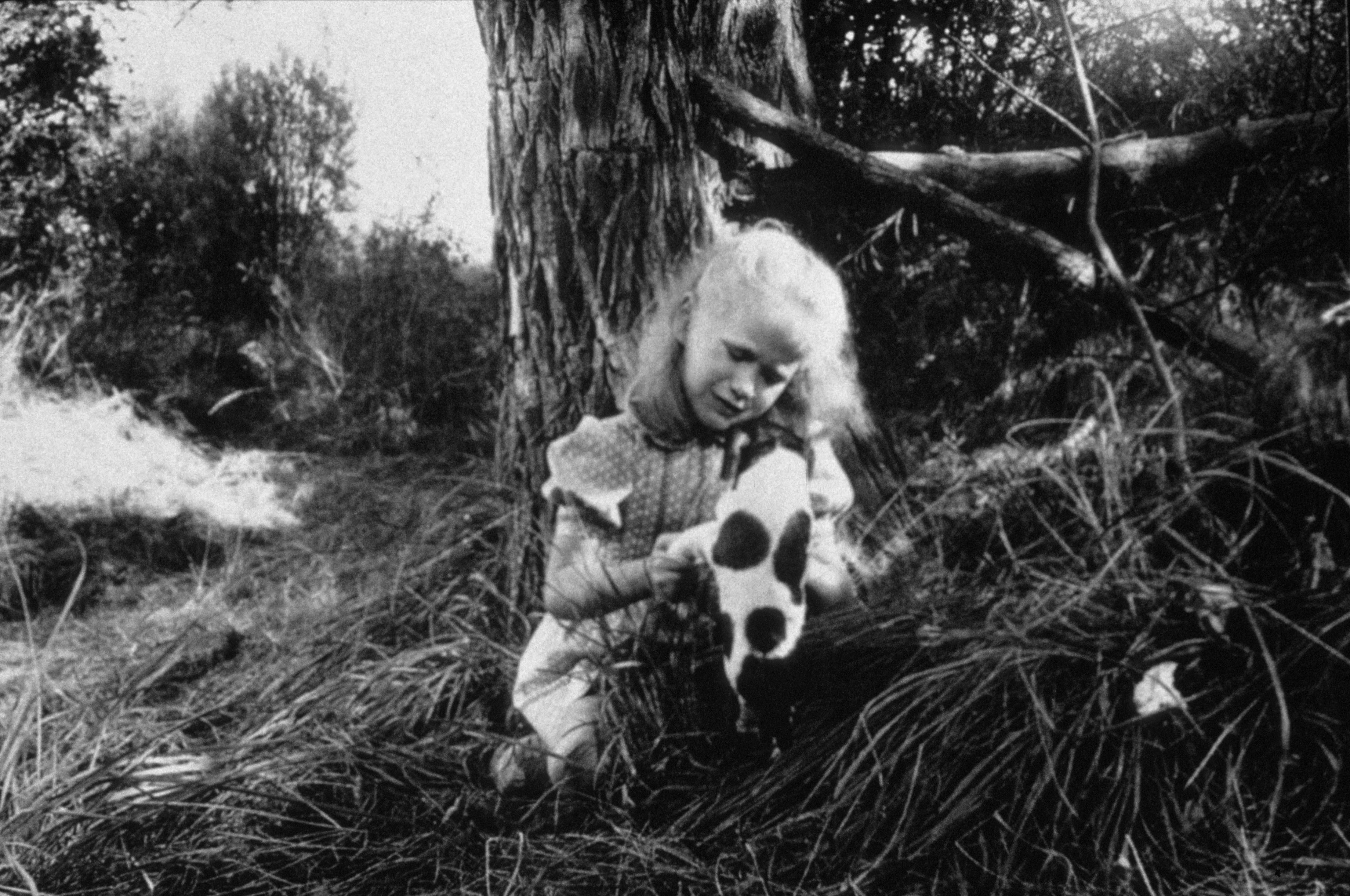 Brigitte Fossey In Rene Clements Forbidden Games 1952 Courtesy Rialto Pictures