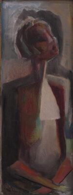 """African Eye,"" by Peggy Zask"