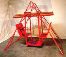 Installation by Ismael de Anda III