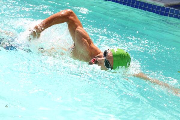 Blind Tri Former Marine Steve Walker Participates In Ironman World Championships Despite Blindness