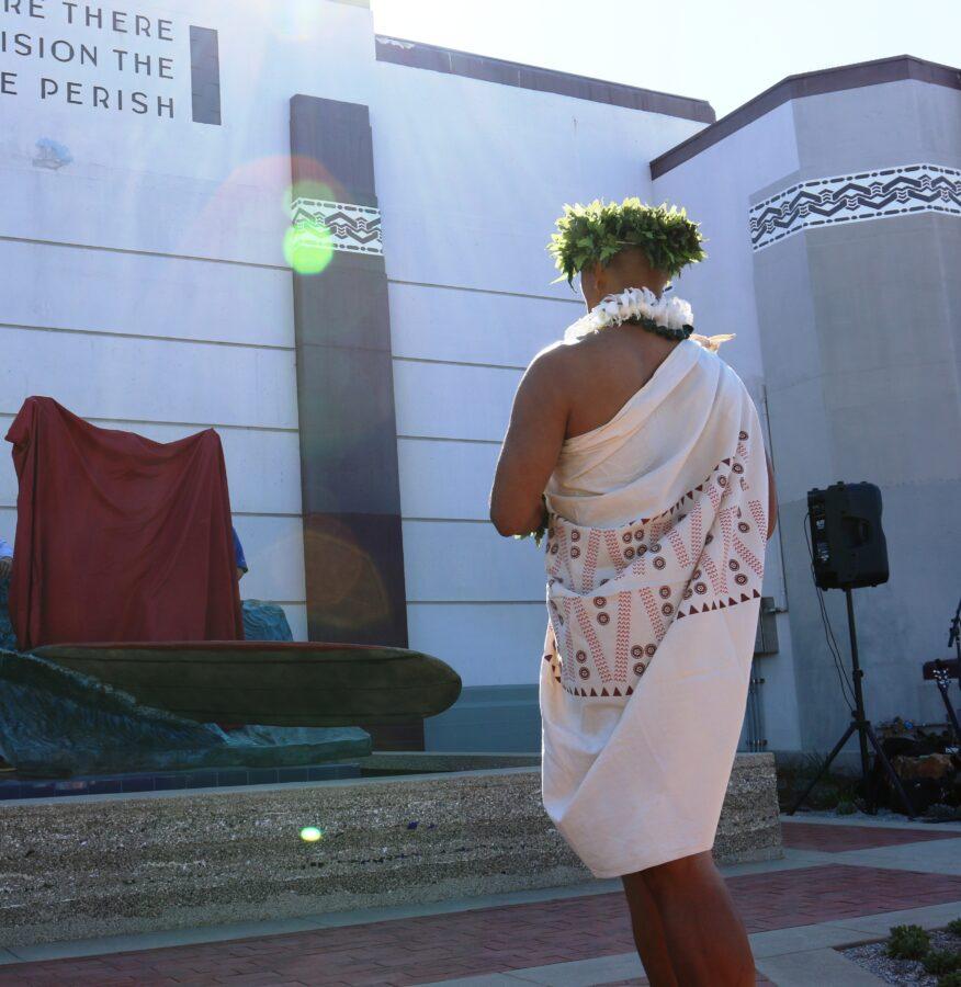 Dewey Weber Surf Statue Unveiled In Hermosa Beach