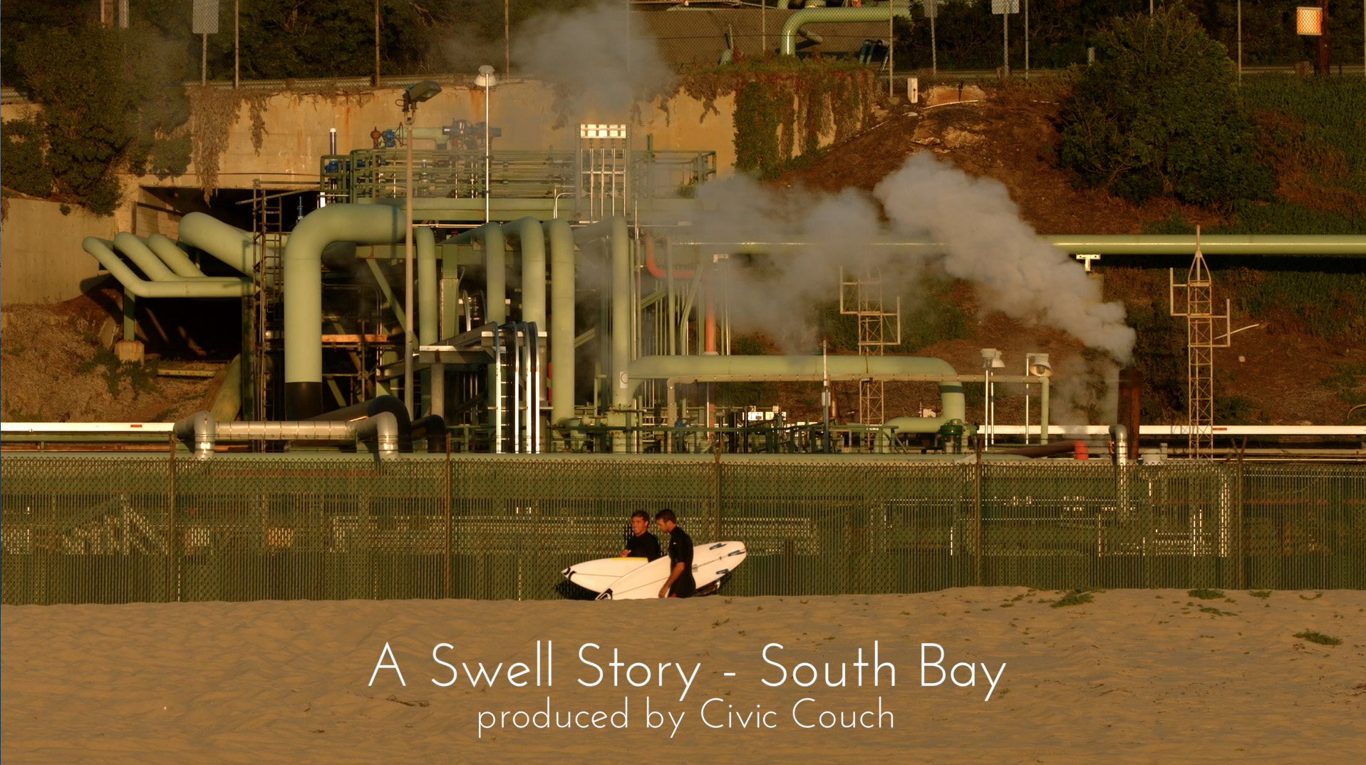 A South Bay Swell Story