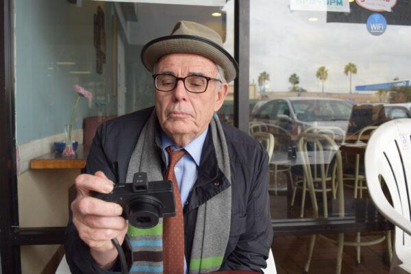 Jim McHugh. Photo by Bondo Wyszpolski