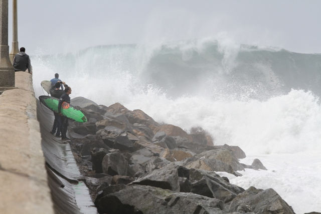 Bombora Round Out: Big Wave surfers anticipate El Niño [PHOTOS+VIDEO]