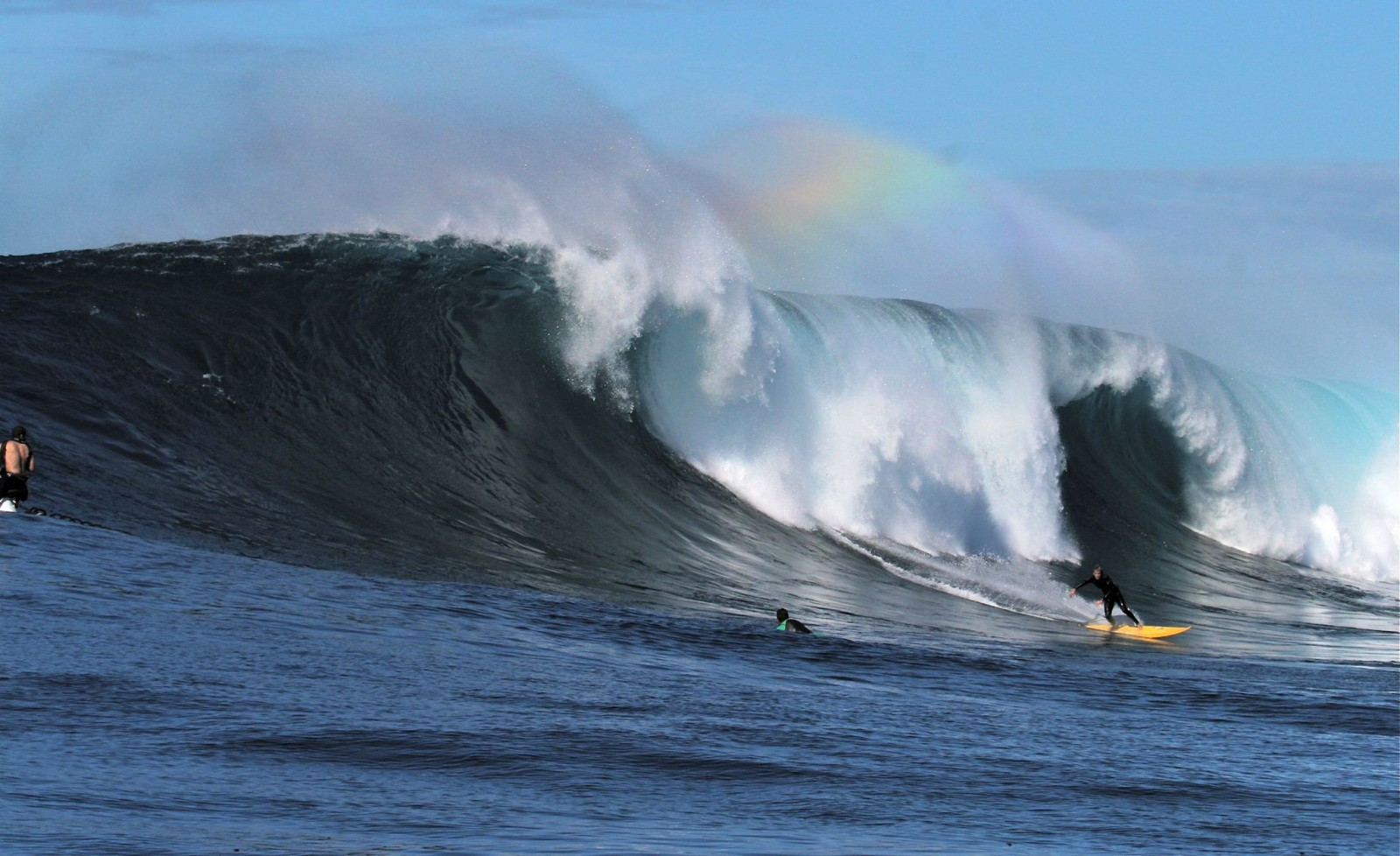 Bredesen has been putting his time in at Todos Santos and Mavericks this past season. photo courtesy of Scotty Bredesen