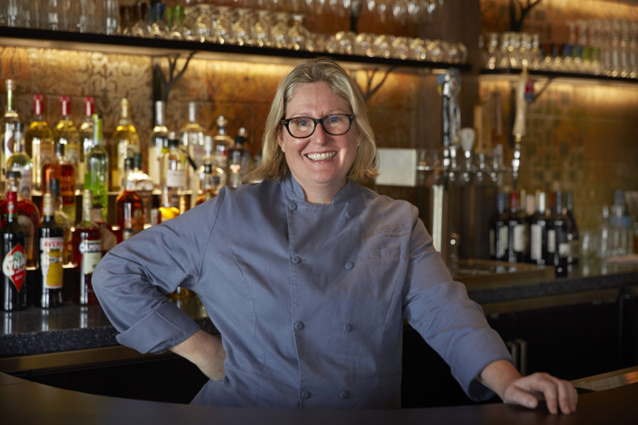 Anne Conness of Sausal, who will be hosting a beer dinner with El Segundo Brewing on March 2nd.