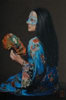 """Penelope's Robe,"" by Karen Yee."