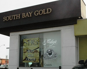 Collectors and investors have three South Bay Gold locations to assist in their needs