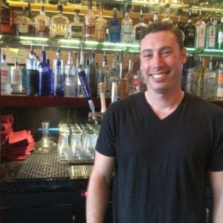 Longtime Rock'n Fish employee Adam DeRitter was a repeat winner as Best Bartender.