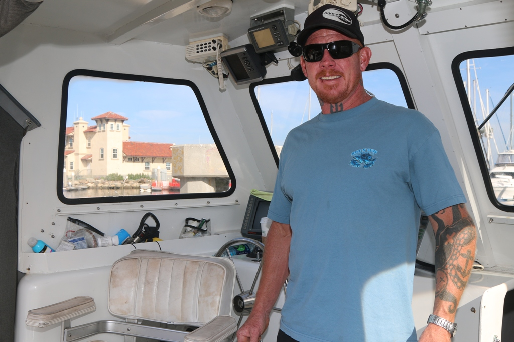 South Bay Waterman Taras Poznik dies in pursuit of giant white sea bass