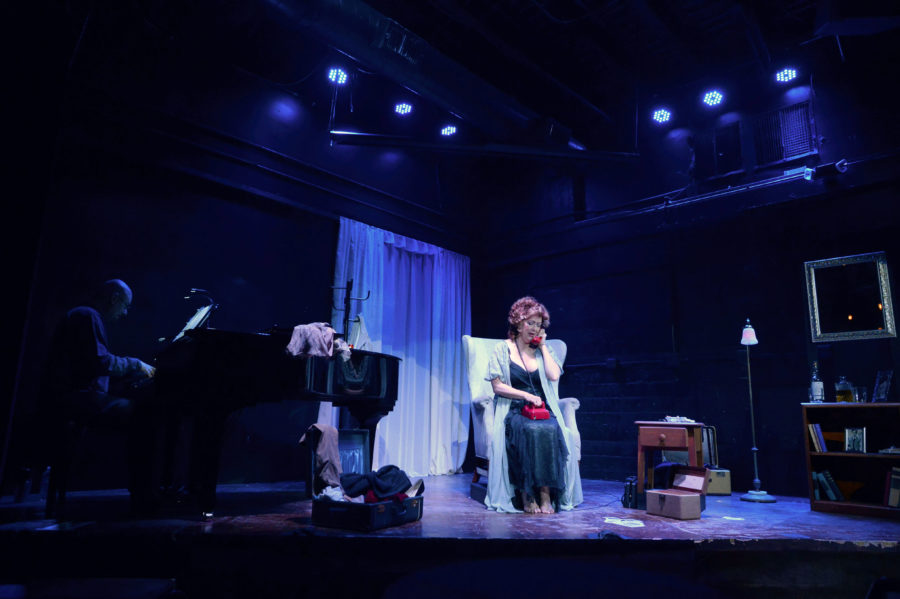 Soprano Suzan Hanson, with pianist Kristof Van Grysperre. Photo by Keith Ian Polakoff