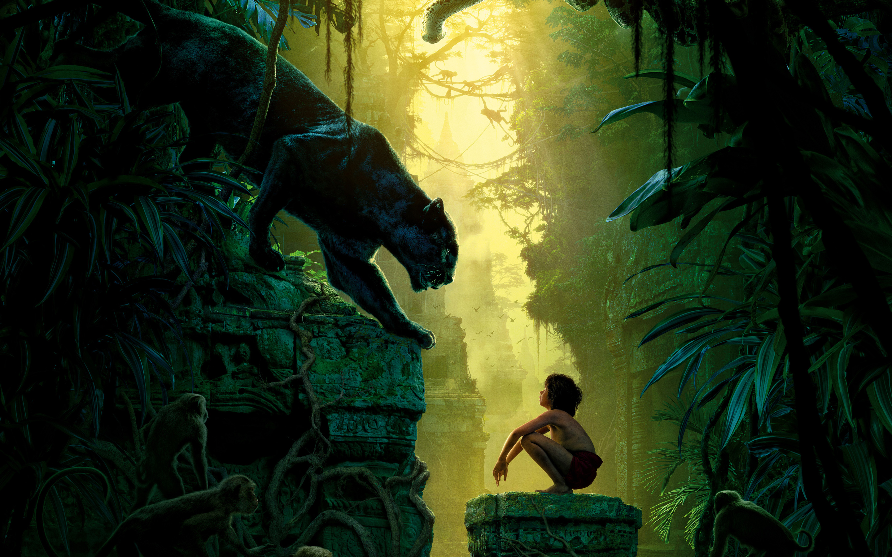MOVIE REVIEW – 'The Jungle Book' re-animates a classic for a new generation