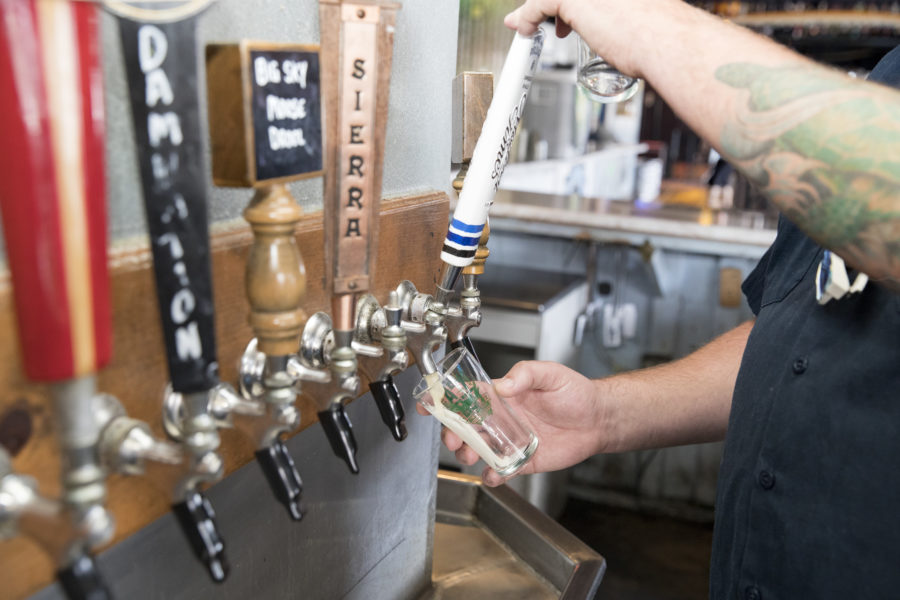 88 taps of dankness. photo by Brad Jacobson