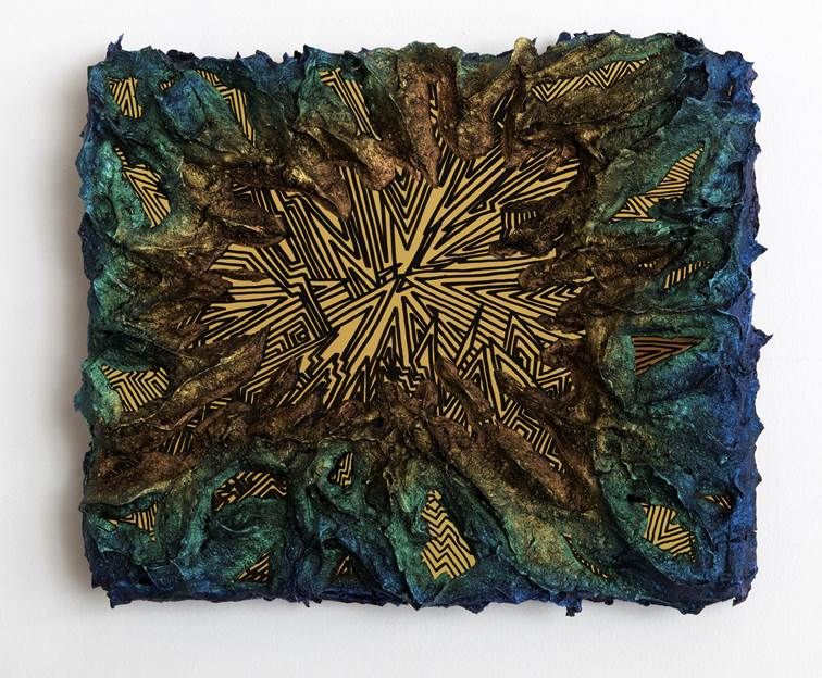 """Prismatica"" (2016), by Kelly Berg"