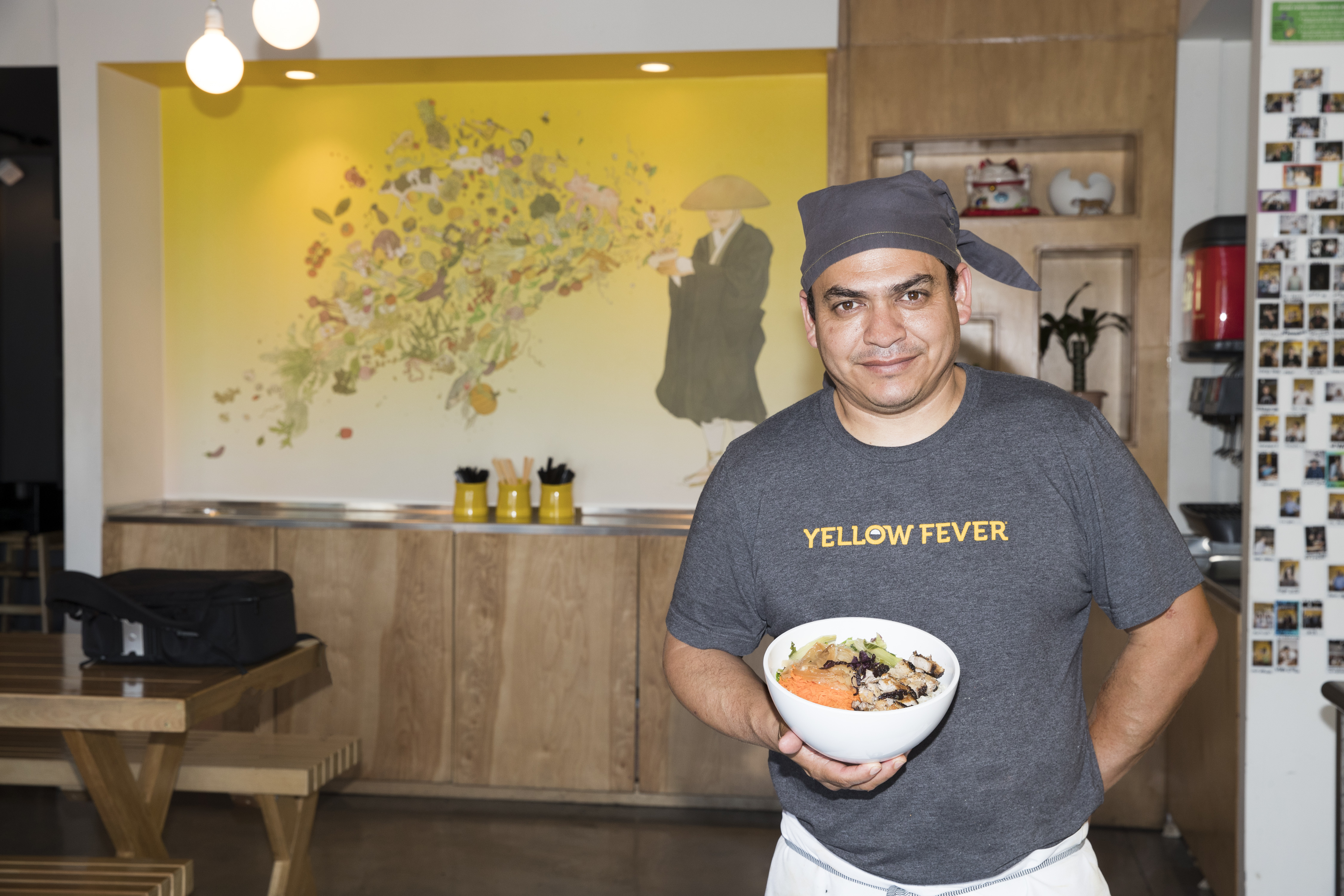 Yellow Fever has style and flavor to burn [RESTAURANT REVIEW]