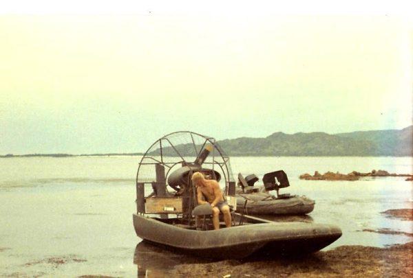 ullman boat