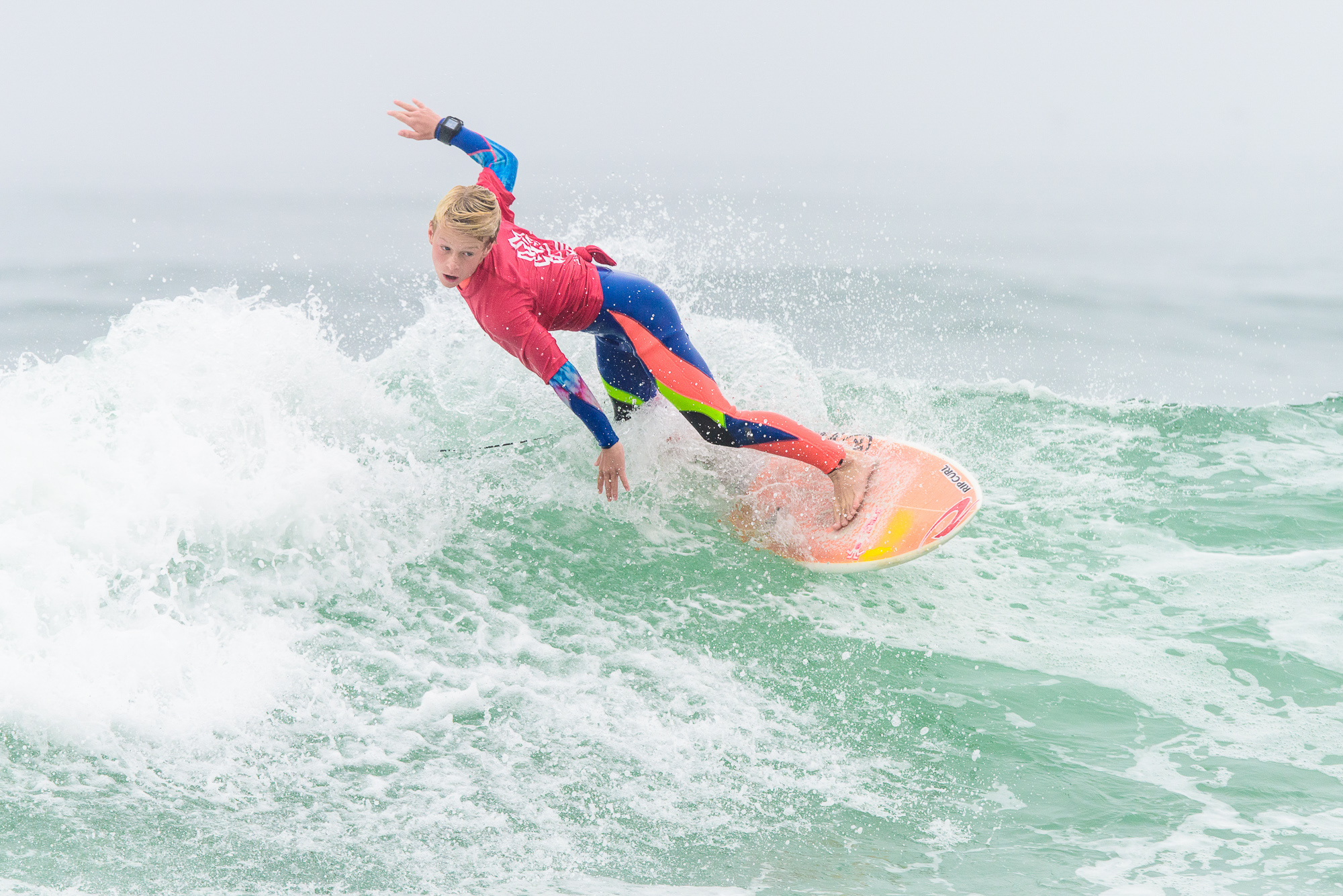 Brown, Seth secure top rankings in SB Boardriders contest series