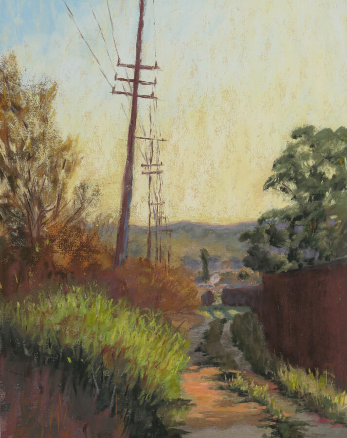 """Springtime in the Marsh,"" by Margaret Lindsey, at Destination: Art"
