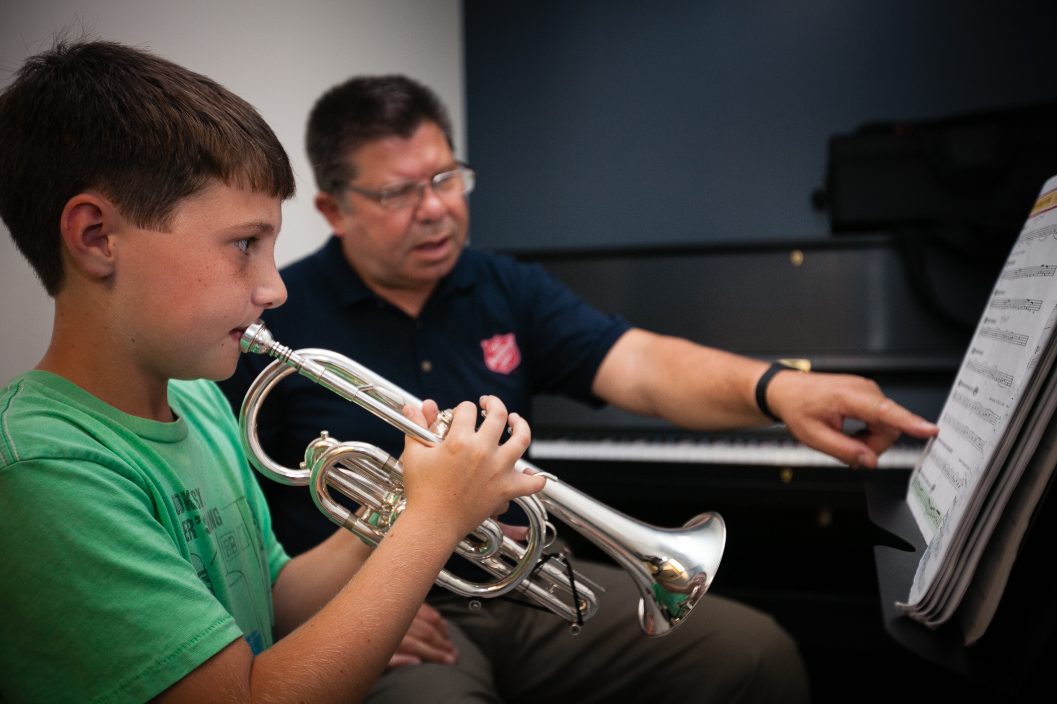 A welcoming Crescendo: The Salvation Army's $6 million new music center opens the world of music to kids