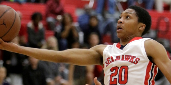 Redondo boys basketball team soars into Bay League action [UPDATED]