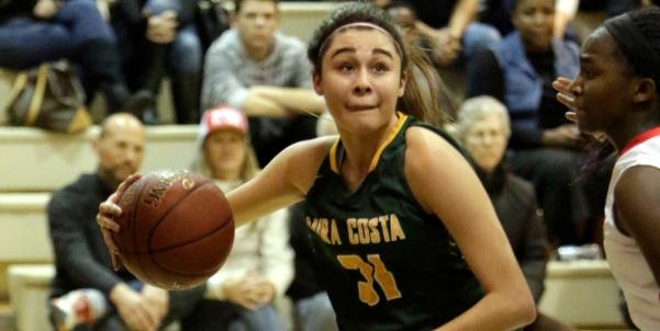 Seniors lead Mira Costa in title girls basketball title hunt
