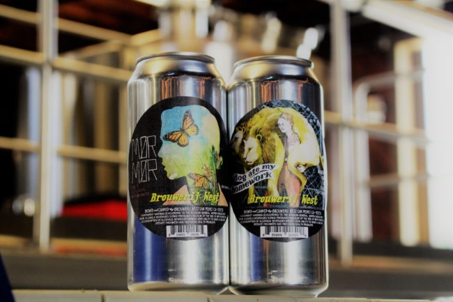 Beer Bros: Brouwerij West gets canned  (and other Hoppy Happenins)